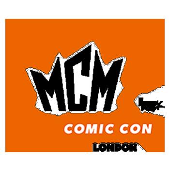 mcm-london-comic-con-logo